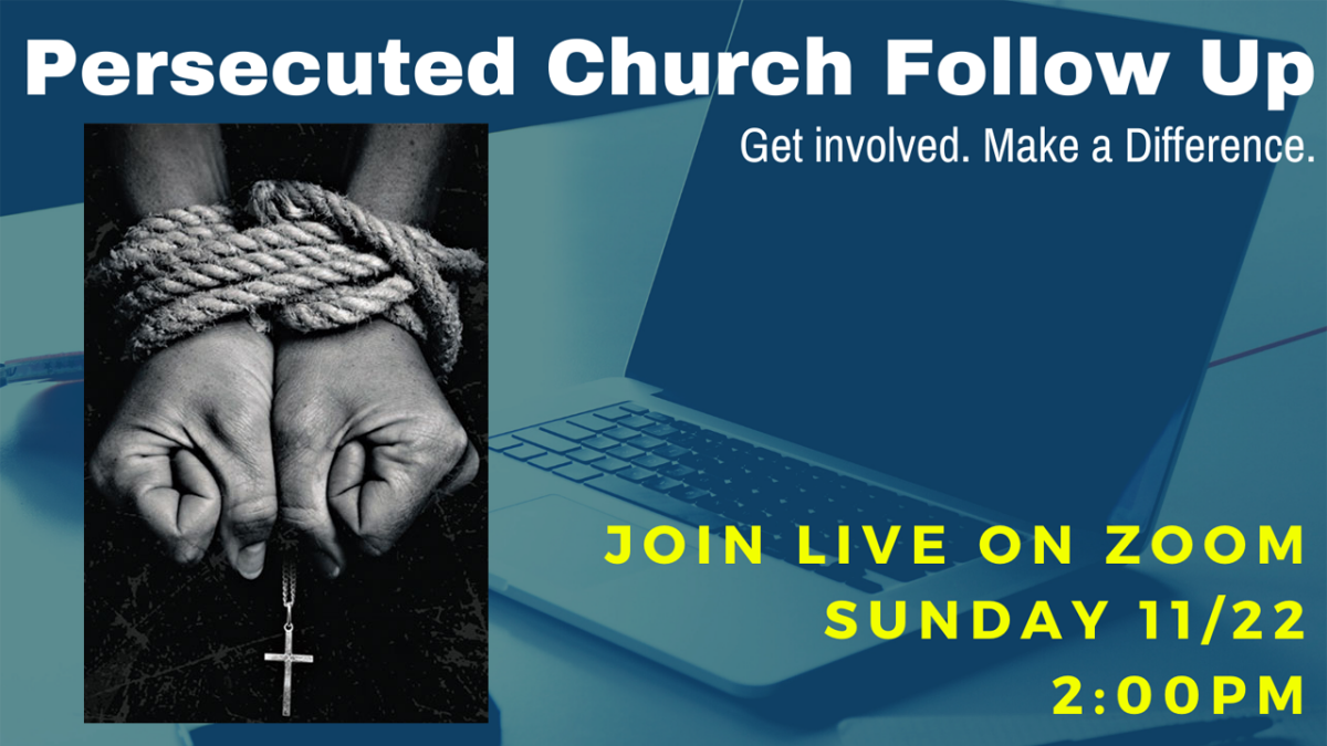 Part 2 of The Persecuted Church