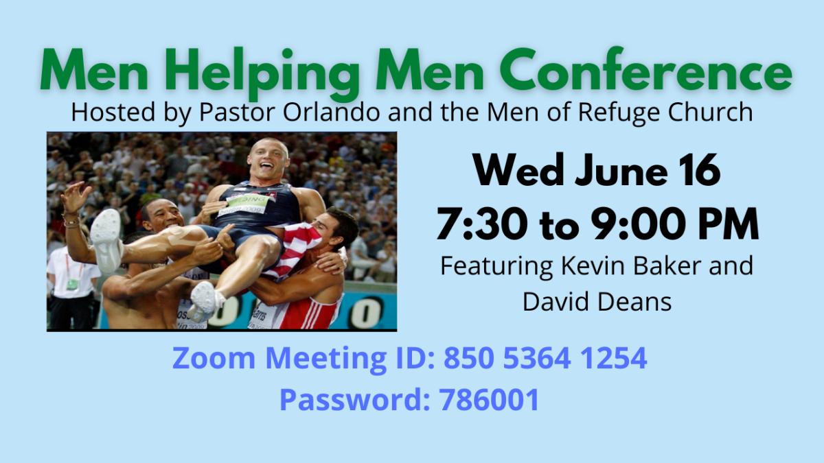 Men Helping Men Conference